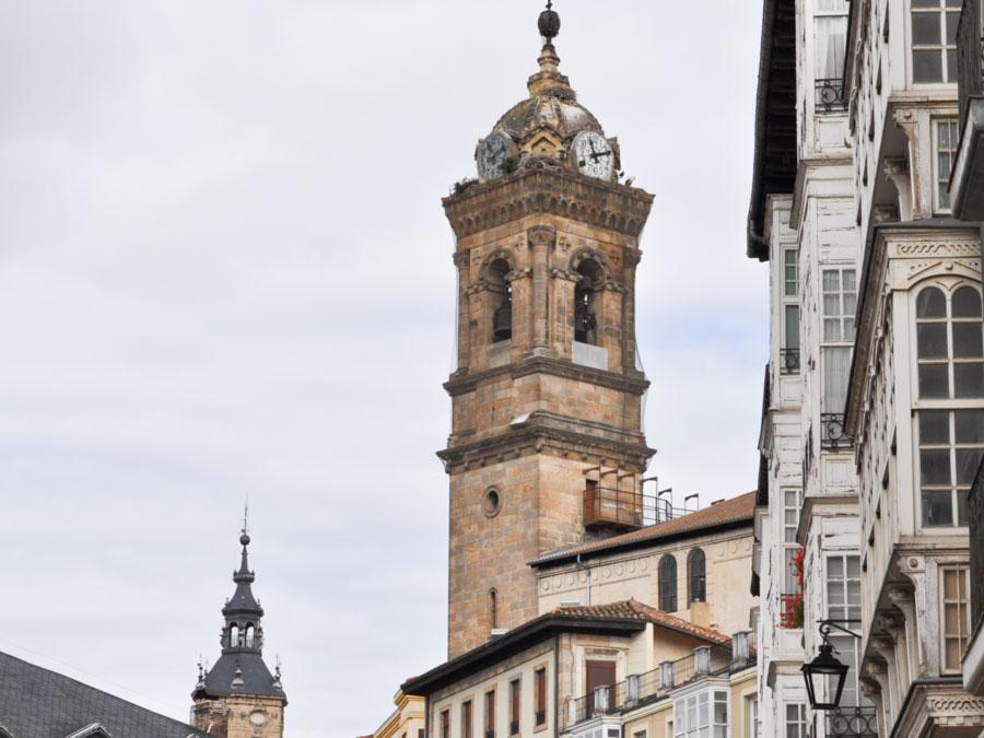 Centro histórico de Vitoria-Gasteiz