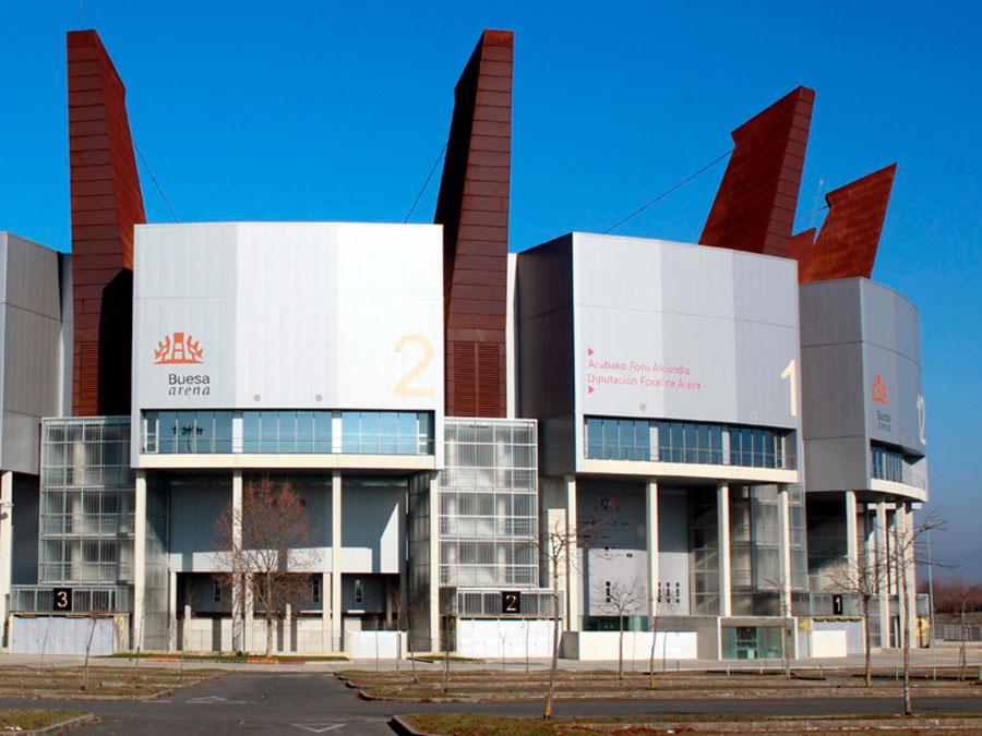 Buesa Arena Stadium