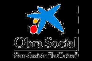 Logotipo de fundación la Caixa